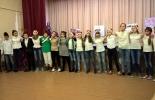 Музыкальное поздравление 5-классников